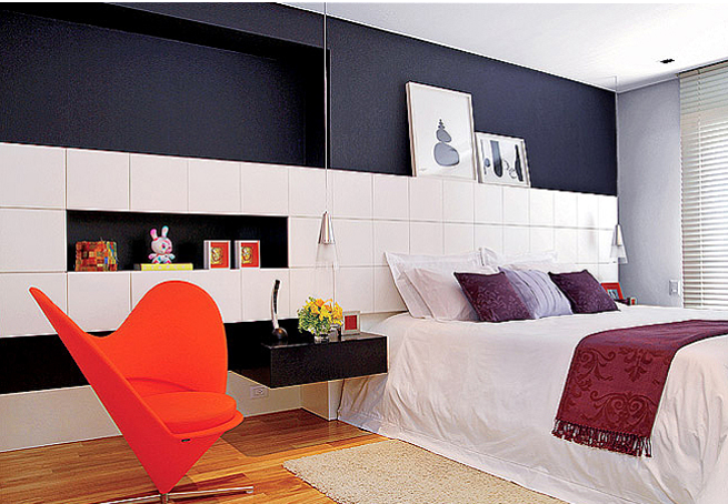 Decoracion dise o ideas de dise o de dormitorios para - Decoracion de habitaciones para parejas ...