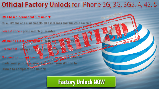 Free AT&T IMEI Checker