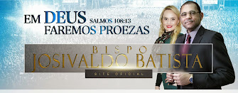 Bishop Josivaldo Batista and Pastora Simone Batista