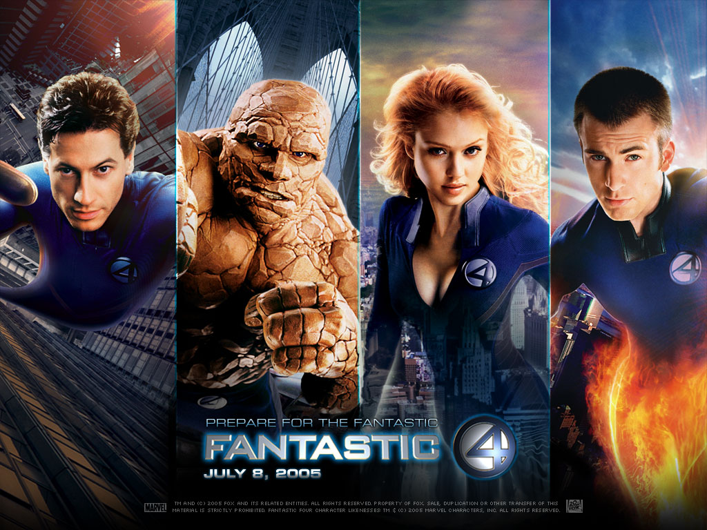 The New Fantastic Four - Wikipedia