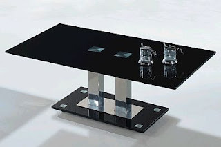 Contemporary coffee tables, Color Black
