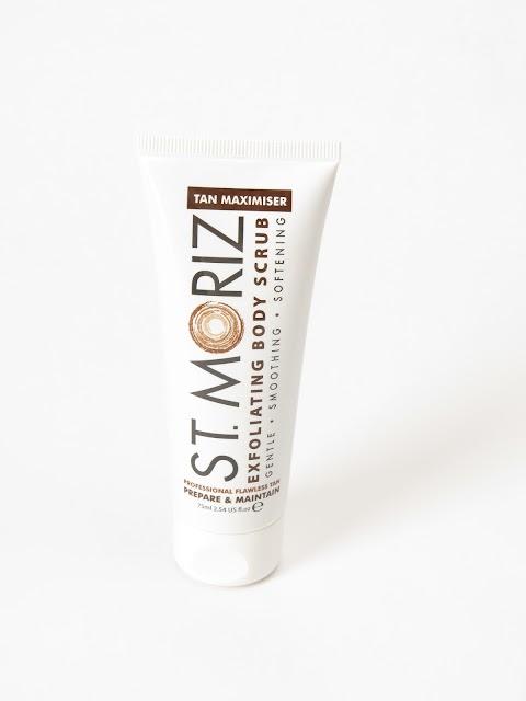 ST. MORIZ Exfoliating Body Scrub kūno šveitiklis (75ml)