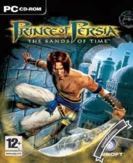Prince Of Persia 4: The Sands Of Time Cover, Poster