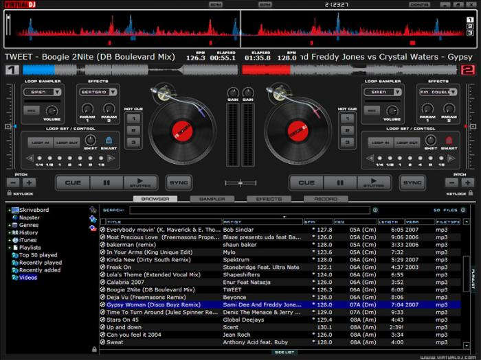 Virtual dj basic free download