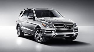 Harga Mercedes Benz M Class