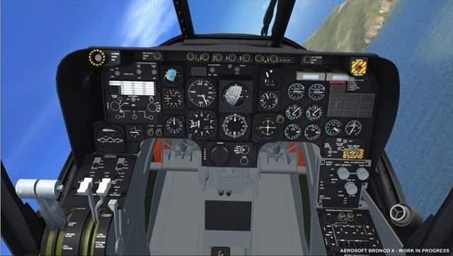 Expansión Bronco Microsoft Flight Simulator 10 PC Full 2012 Español