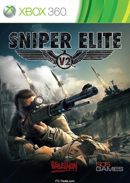 Sniper Elite V2 XBOX360-COMPLEX