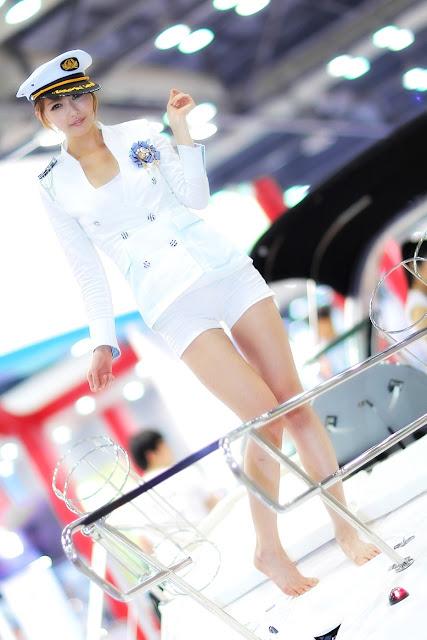 Kang Yui at KIBS 2013