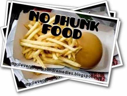 Effects Of Eating Junk Food Everyday