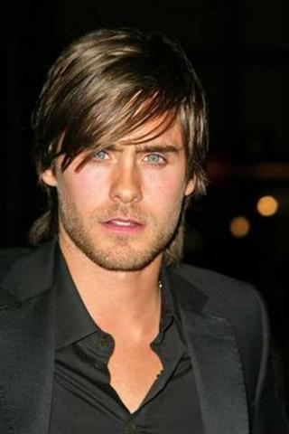 Hairstyles Images Blog Men Hairstyles For Round Faces - Long hairstyle for round face man