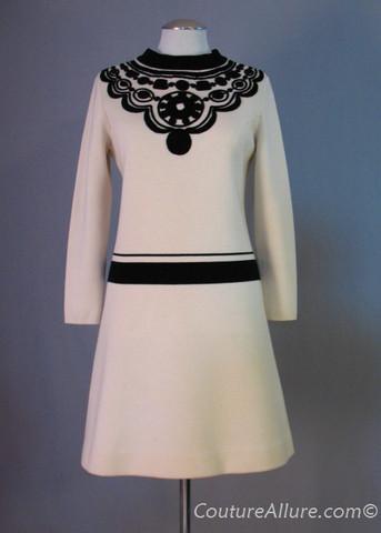 couture vintage fashion 1960s mod era master