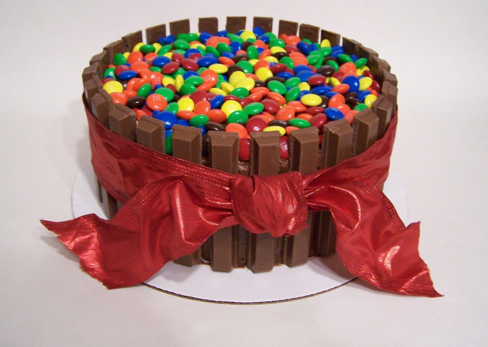 Once Upon a Tier Kit Kat Cake