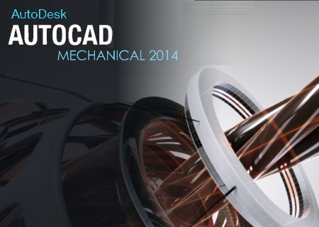 Autodesk AutoCAD Mechanical 2014 FULL