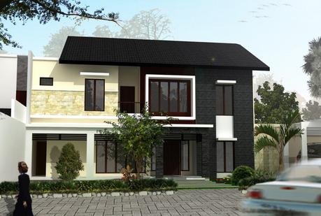model atap rumah minimalis modern terbaru 2016