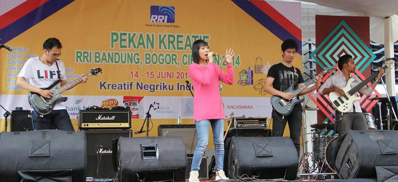SYLVIA - Datanglah (RRI Produa 96FM Bandung)