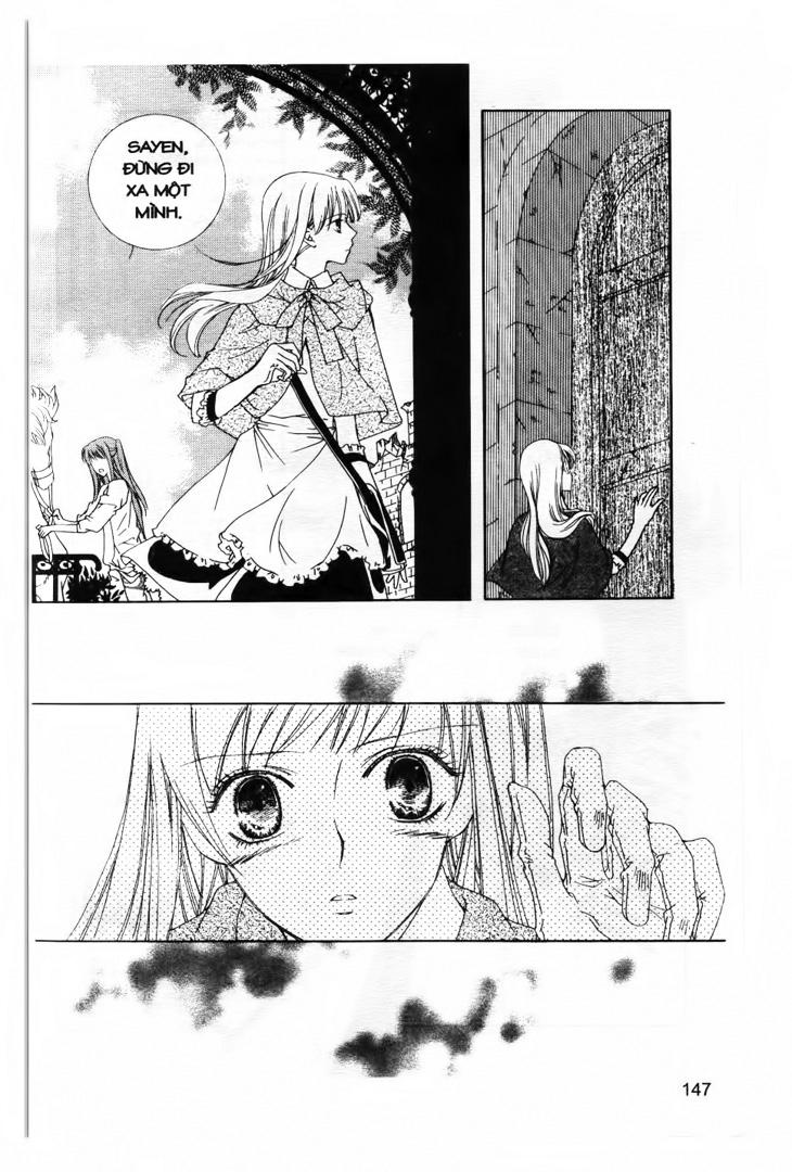A Kiss For My Prince - Nụ Hôn Hoàng Tử Chapter 10 - Trang 15