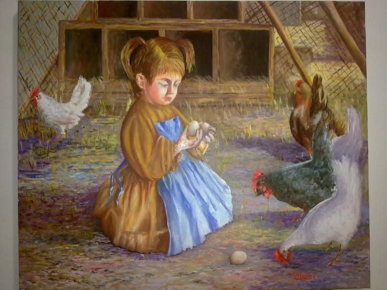 FIGURAS. En el gallinero