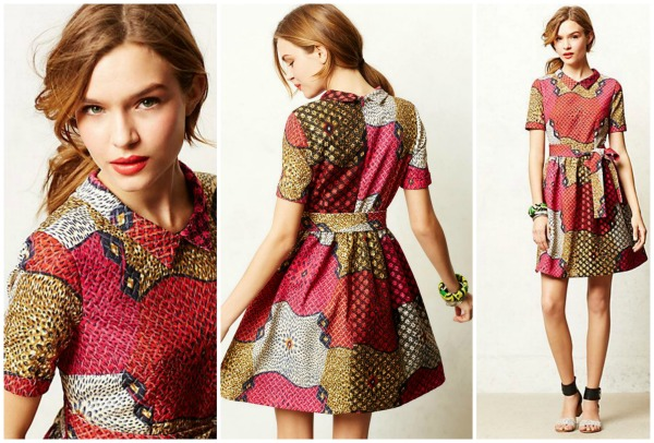 brains of the outfit, spring 2014, anthropologie, mille collines