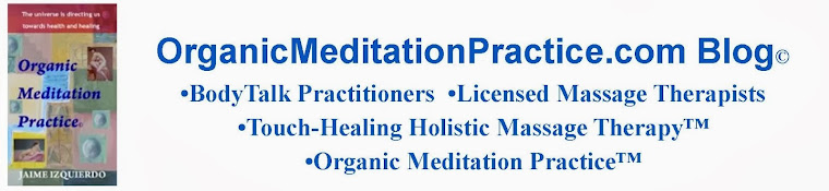 MEDITATION - MASSAGE THERAPY - ORGANIC MEDITATION PRACTICE - BODYTALK - ART THERAPY