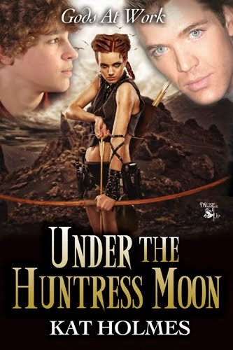 Under The Huntress Moon