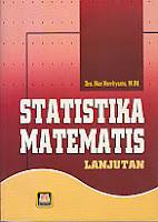 toko buku rahma: buku STATISTIKA MATEMATIS, pengarang nar heryanto, penerbit pustaka setia