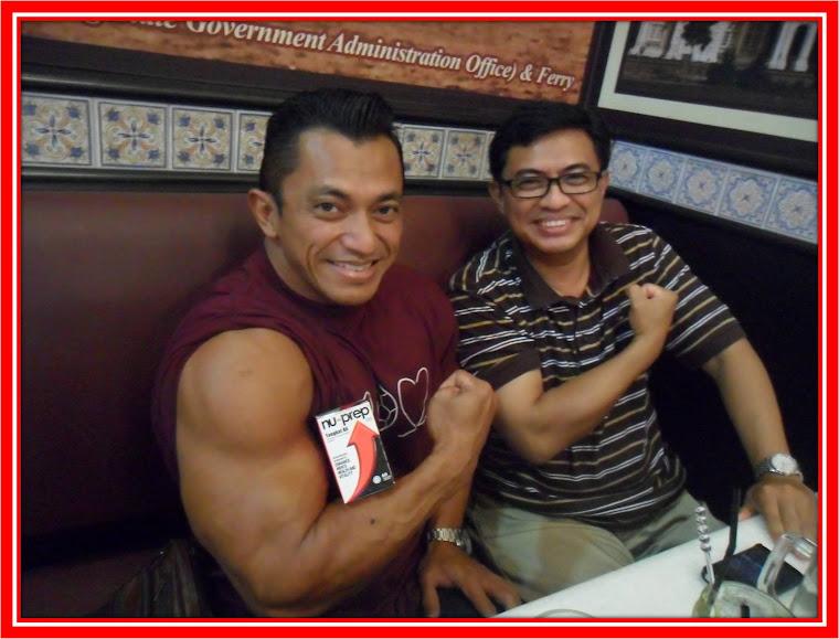 Mr.Asia,Mr.Universe 2012 Sazali Samad Harta Negara Berkualiti dan Bermutu Tinggi Sebilion T.KASIH