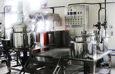 Hydraulic+vacuum+emulsifier+machine