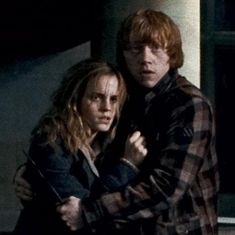Forever in love by tess icons ron hermione - Harry potter hermione granger ron weasley ...