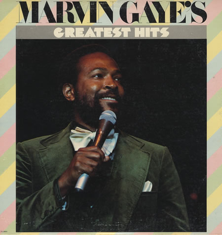 CDs in my collection: Marvin Gaye's Greatest Hits
