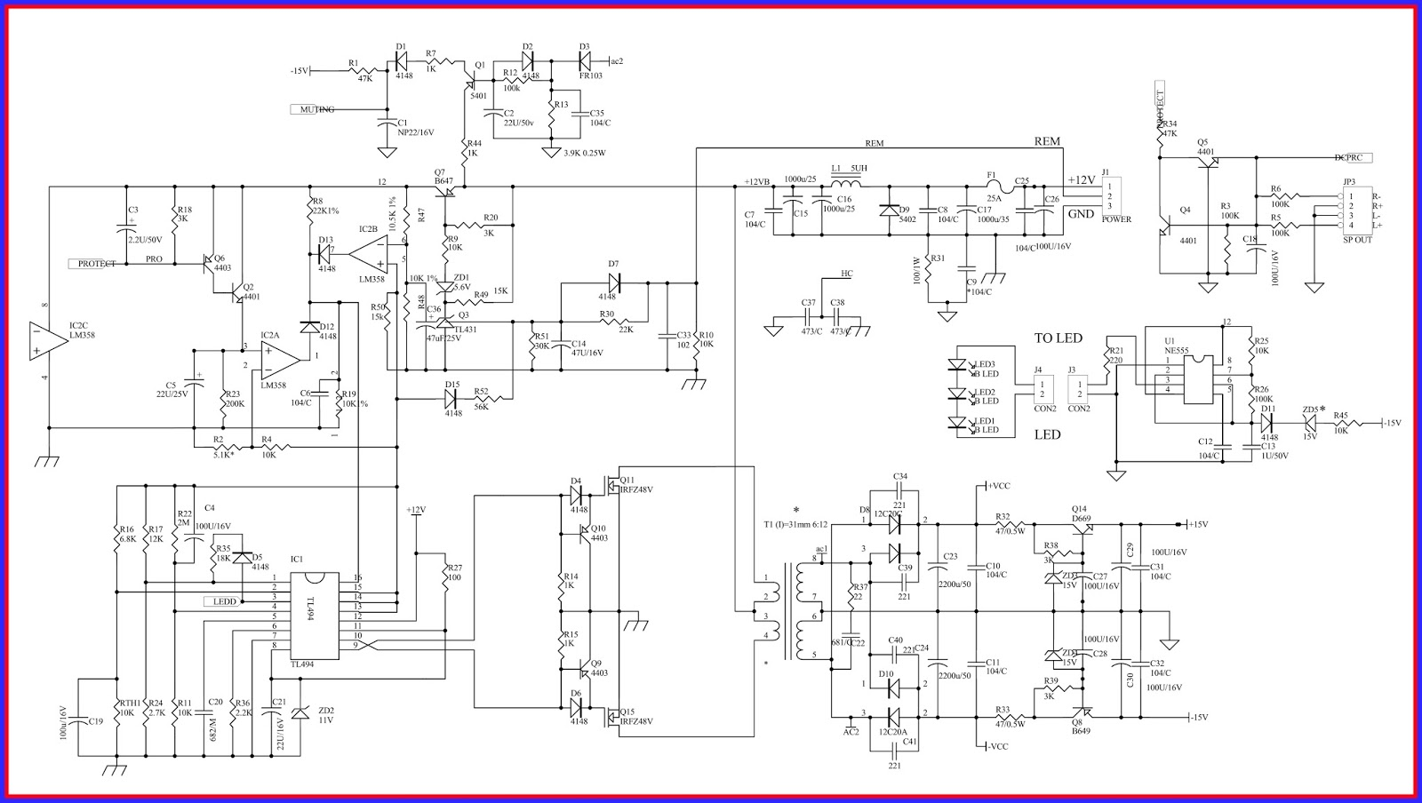Peachy Way Speaker Circuit Diagram Speaker Crossover 3Way 8 Ohm 8004500 Wiring Digital Resources Bemuashebarightsorg