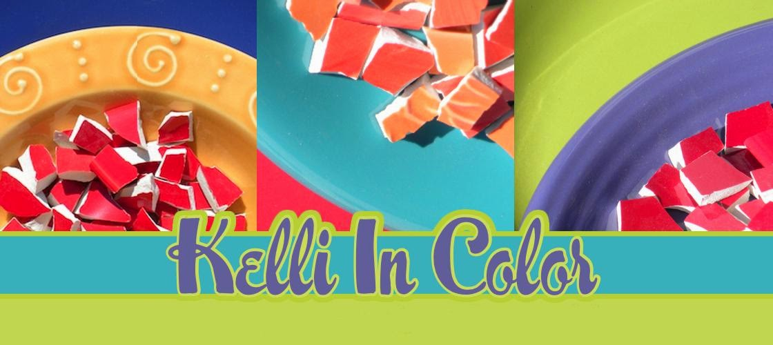 Kelli In Color