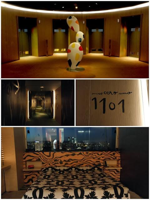 El d a que pude cotillear el hotel puerta de am rica don - Hotel mariscal madrid ...