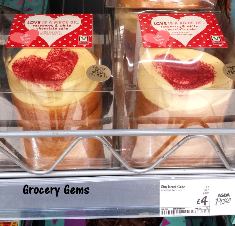 Vanilla Smash Cake Asda Uk Filled With Candy: Grocery Gems: New Instore: Krispy Kreme Lotus Biscoff