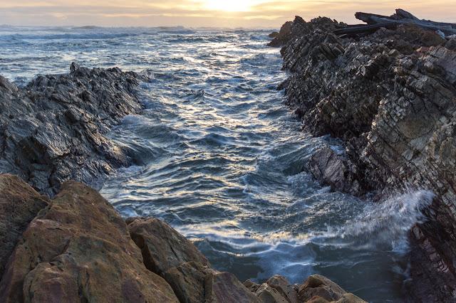 ocean at gardiner point