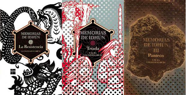 [Literatura] Memorias de Idhún - Laura Gallego García Trilogia-memorias-de-idhun1