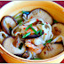 Jumbo Shrimps and Shiitake Mushrooms with Udon Noodles