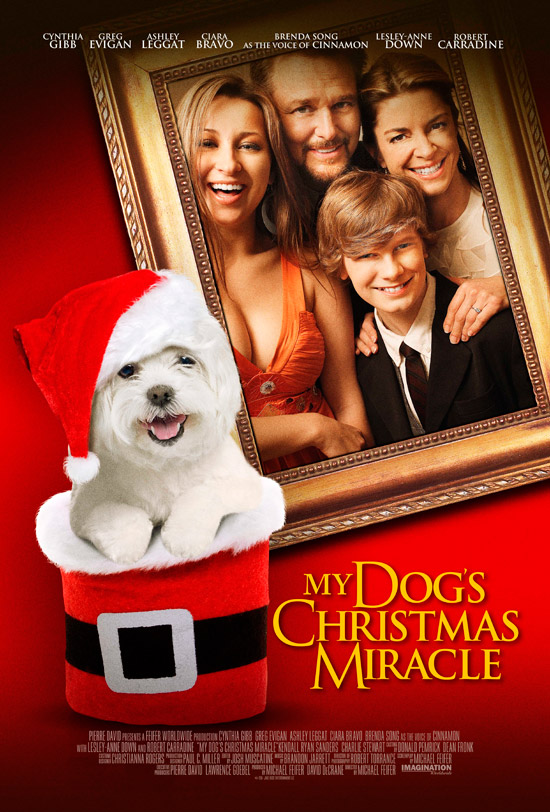 My Dog S Christmas Miracle Movie