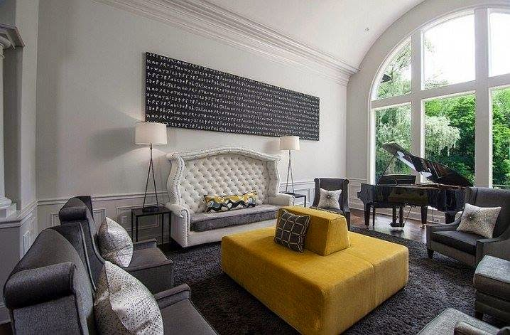 Yellow Interior Ideas For Home.