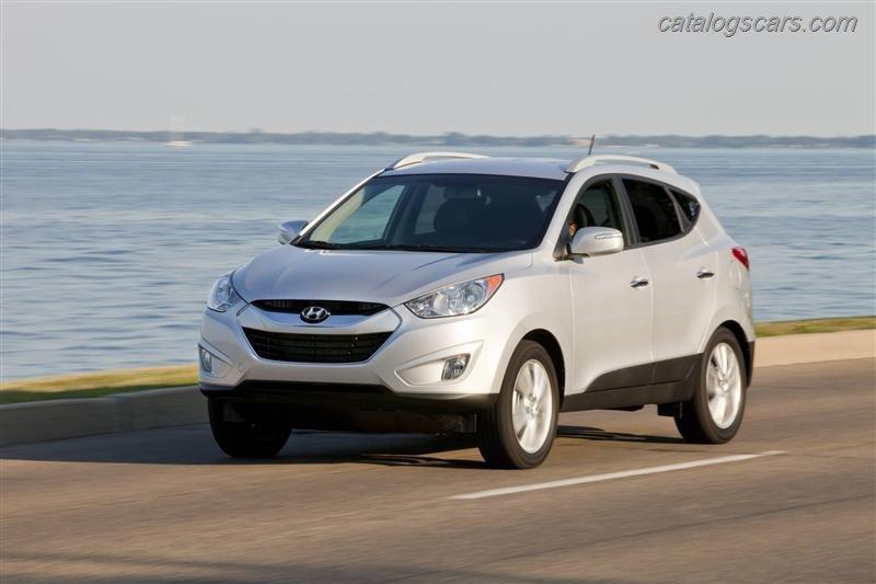 مواصفات سيارة هيونداى توسان بالصور وسعرها 2013 6