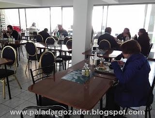 Casino 13 Bomberos Providencia comedor
