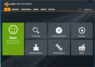 Cara Register Avast 2016 Free Menjadi Pro