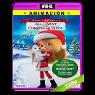 Mariah Carey presenta: La primera navidad de Mariah y Jack (2017) WEB-DL 720p Audio Dual Latino-Ingles