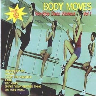 David Naughton - Makin' It - on Body Moves: Non-Stop Disco Workout (Volume 1) (1979)