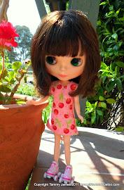 my Blythe doll