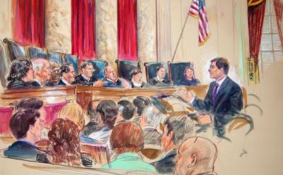 Obama Care before the supreme court