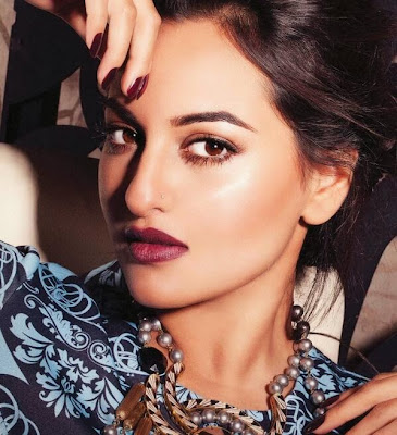 Hot Sonakshi Sinha's Photo shoot for Grazia Gallery