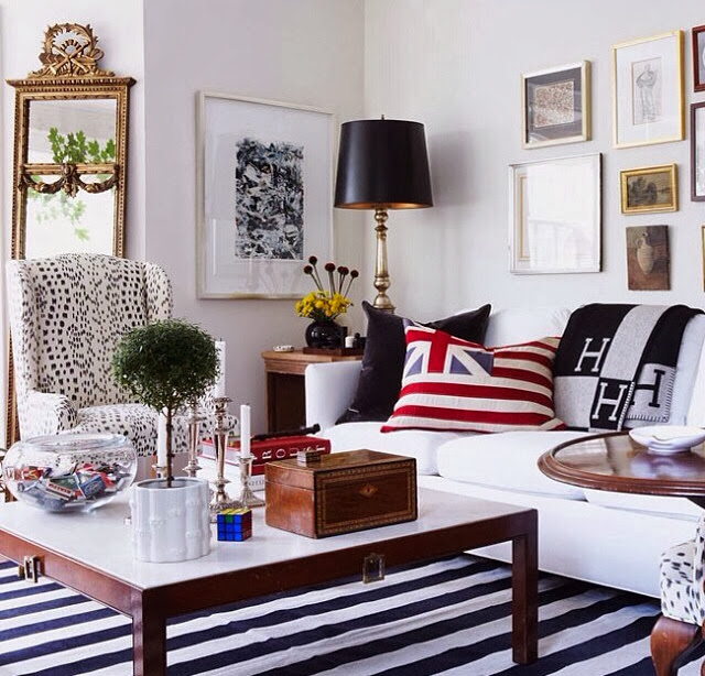 Copy Cat Chic: Copy Cat Chic Room Redo | Fresh Living Room