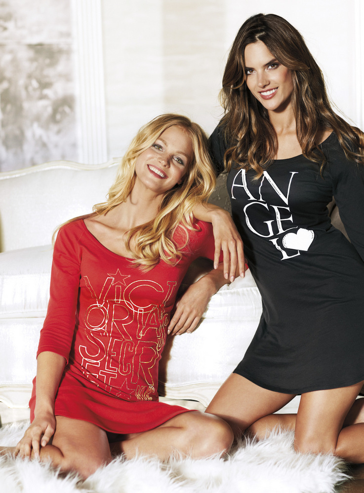 Erin Heatherton - Victoria's Secret Holiday 2012