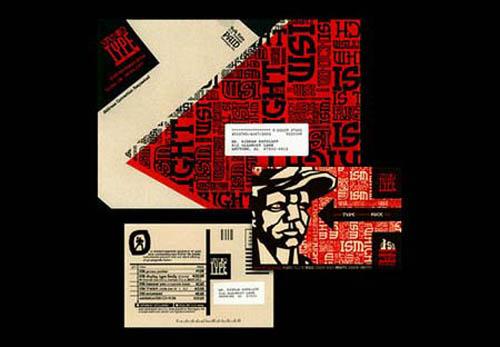 postcard designs for inspiration mow design graphic design blog