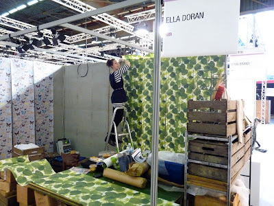 Ella Doran at Maison & Objet Paris september 2011